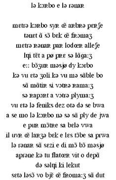 transcription phonetique corbeau et renard Transcription, Math Equations, Google Search, Photography, French Nails, Reading, Language, Exercise, Fotografie