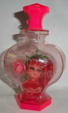 little kiddles dolls from the 1960s | Rosebud Little Kiddle Doll w/ Bottle 1960s Vintage Mattel 28.00