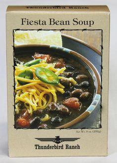Fiesta Bean Soup