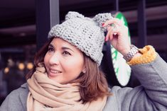 Tisha hat a crochet Patron gratuito en harperhook.com