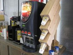Picture of Coffee Cup Dispenser
