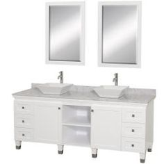 Design Element Hudson 60Inch Double Sink Bathroom Vanity Set With Alluring 72 Inch Bathroom Vanity Double Sink Decorating Inspiration