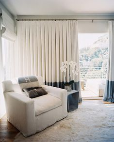 Modern White Living Room Furniture Best Of Modern White Living Room with Curtains Home and Interior Ikea Curtains, Blue Curtains, Curtains With Blinds, Panel Curtains, Pleated Curtains, Large Curtains, Curtains Living, Modern Curtains, Curtains With Hooks