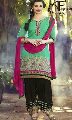 Plushy-Jade-Green-Salwar-Kameez