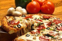 Free stock photo of vegetables, italian, pizza, restaurant edited