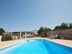 Ferienhäuser Mallorca Inselmitte: Finca in Ariany - Schönes Haus in malerischer Umgebung