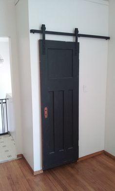 slider door