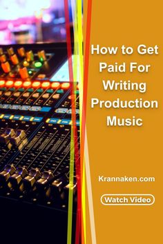 Generate passive income for writing music for amateur videographers and filmmakers. Famous Musicals, Music Recording Studio, Learn Singing, Talent Quotes, Recorder Music, Music Promotion, Piece Of Music, Music Library, Marketing Jobs