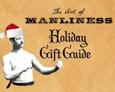 talk about an awesome list! All about what to get for men, boys, and guys of all ages!  Not the typical gift guide!