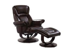 Contemporary Swivel Lounge Chair