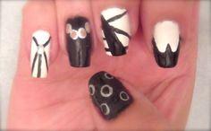 EXO - Growl Nails