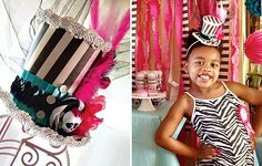 Monster High Custom Party Hats by Cupcake Wishes & Birthday Dreams!