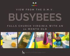 Busy bees play room falls church va
