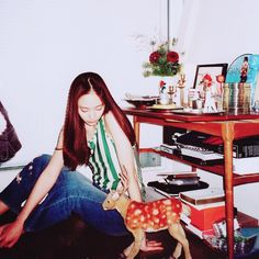 Krystal Jung, Sulli, My Muse, Role Models, Kpop Girls, Superstar, My Girl, Korean, Hipster