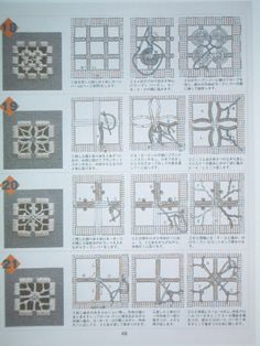 Hardanger Stickerei - ANA - Λευκώματα Iστού Picasa