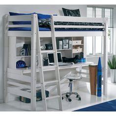1000 images about ny seng til robert on pinterest small space living lyon - Lit mezzanine double ikea ...