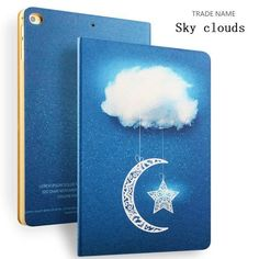 ZOYU Smart Cover For Apple iPad air 2 case ipad air 1 case hot case for iPad 5 iPad6 case