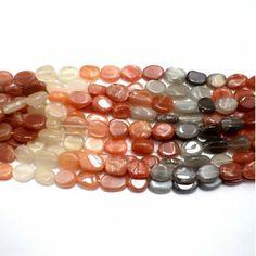 Multi Color Moon Stone