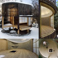 A1 Architects - Tea House, Prague, Czech Republic
