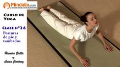Posturas de pie y tumbados por Ramiro Calle. CLASE DE YOGA 26 Asana, Reiki, Abs, Workout, Videos, Health, Fitness, Youtube, Essentials