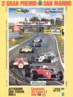 Grands Prix San Marino 1983