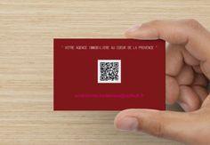Personnalisez votre Carte de visite Deluxe