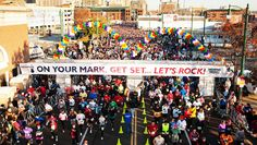 Memphis Half-Marathon for St. Jude Children's Hospital. Because I can and they can't, so I'll do it for them. :)