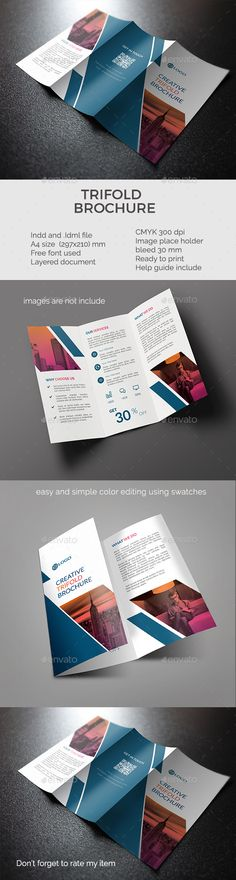 trifold - Corporate Brochures Download here : https://graphicriver.net/item/trifold/18921409?s_rank=145&ref=Al-fatih