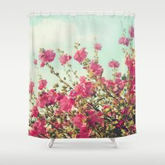 blowing in the wind Shower Curtain by Sylvia Cook Photography - $68.00