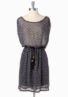 Adorable plus size dress!