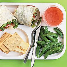 Turkey Wraps: Make healthy, kid-friendly meals using our delicious and nutritious recipes. We'll teach you how to make sandwiches, pizzas, and even desserts that are not only appealing for kids to eat but also pack in vitamins, minerals, and other nutrients they need.