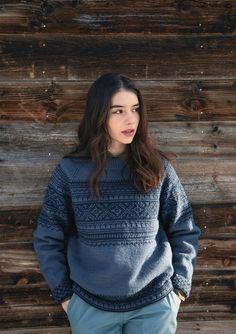(89) Tussa E-post :: NORSK STRIKK - Den Norske Turistforening - jubileumskolleksjon🏔 Turtle Neck, Dining, Sweaters, Fashion, Pink, Scale Model, Moda, Food, Fashion Styles
