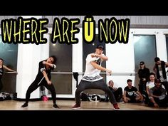 WHERE ARE Ü NOW - Skrillex & Diplo ft @JustinBieber Dance | @MattSteffanina #WhereAreUNow - YouTube