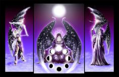the crone art | maiden mother crone by sherrycampana digital art drawings paintings ...