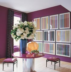 South Shore Decorating Blog: The Amazing Use of Color in Jamie Drake's Work