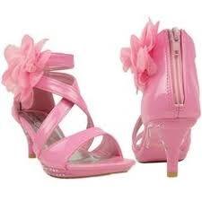 Image result for glitter high heels for kids