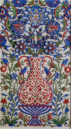 Ottoman motif.. How wonderful..