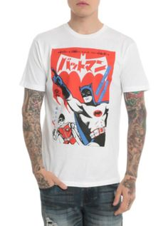 DC Comics Batmanga Batman $20.50