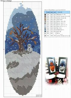 View album on Yandex. Cross Stitch Tree, Just Cross Stitch, Cross Stitch Bookmarks, Beaded Cross Stitch, Cross Stitch Flowers, Cross Stitch Charts, Counted Cross Stitch Patterns, Cross Stitch Designs, Cross Stitch Embroidery