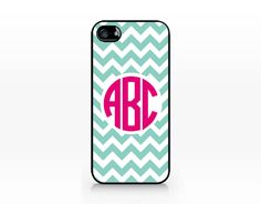 TIP138+Tiffany+Chervon+Monogram+iPhone+4+case+iPhone+by+TnPStudio,+$5.99