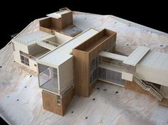 Model of Casa NM14 by PAUL CREMOUX studio