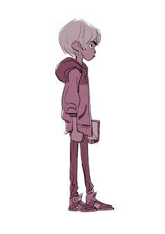 Art by Julien Perron* Character Design Teen, Boy Character, Character Design Animation, Character Design References, Character Creation, Character Design Inspiration, Character Concept, Concept Art, 2d Animation Software