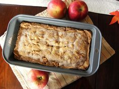 Spiced Apple Orchard Bread