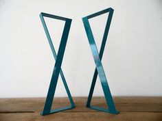 Hey, I found this really awesome Etsy listing at https://www.etsy.com/uk/listing/183758616/28-x-frame-flat-steel-table-legs-15