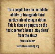 100% True! Sadly most don't  realize  that there defending the lies they got fed while smearing the innocent victim of their abuse.