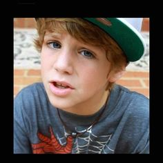 Matty b 10 yr old rapper and singer ..Chris loves him