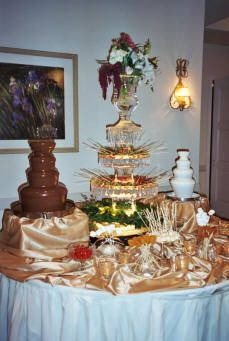 110 Best Chocolate Fountain Table S Images On Pinterest Chocolate