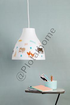 Educatieve kinderlamp