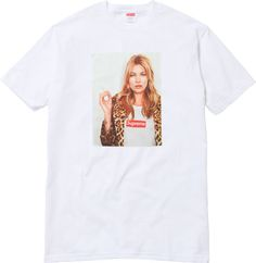 Supreme Kate Moss x Supreme 2012 Spring/Summer T-Shirt