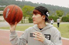 Basketball pro, cuteness, rapper, dancer,  SUGA awesomeness